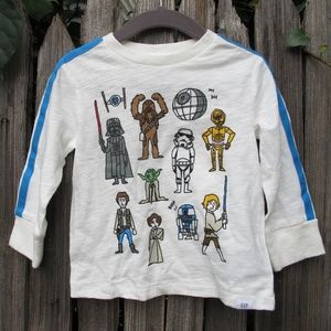 babyGap Star Wars Toddler Long-Sleeve Tee